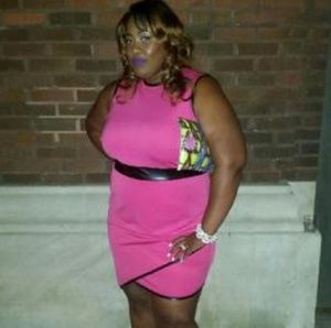 Hot Hot Pink Fitted Dress